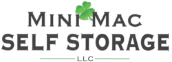 Mini Mac Self Storage logo